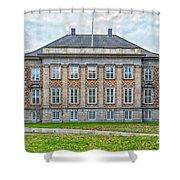 Copenhagen Eastern High Court Shower Curtain