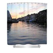 Copenhagen01 Shower Curtain