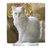 Copito Shower Curtain