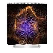 Copperhead Shower Curtain