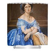 Copy After Ingres Shower Curtain