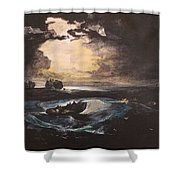 Copy Painting  Shower Curtain