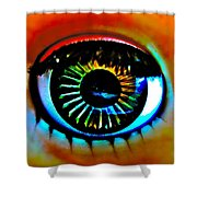 Coquettish Shower Curtain