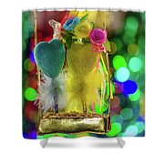 Cordial Congratulations From Ukraine Shower Curtain