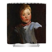 Cori 1907 Shower Curtain
