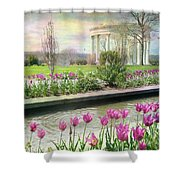 Corinthian  Shower Curtain