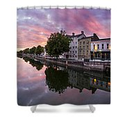 Cork, Ireland Shower Curtain