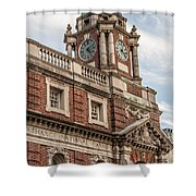 Corn Exchange National Bank Shower Curtain