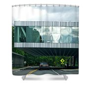 Cornell University Ithaca New York 05 Shower Curtain