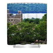 Cornell University Ithaca New York 09 Shower Curtain
