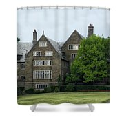 Cornell University Ithaca New York 11 Shower Curtain