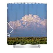 Cornergy Shower Curtain