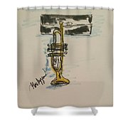 Cornet Shower Curtain