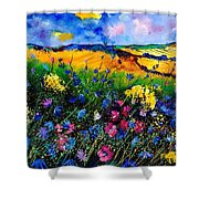 Cornflowers 680808 Shower Curtain