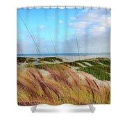 Coronado Island Shower Curtain