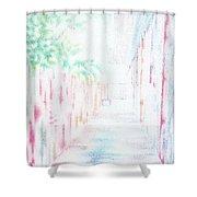 Corridor Shower Curtain