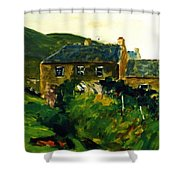 Corrymore 1913 Shower Curtain