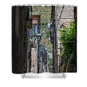 Corsia Shower Curtain