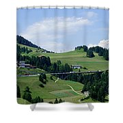 Cortina 1 Shower Curtain