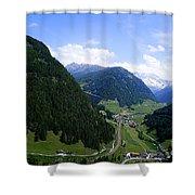 Cortina 7 Shower Curtain
