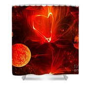 Cos 118 Shower Curtain