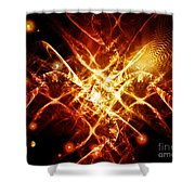 Cos 31 Shower Curtain
