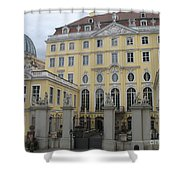 Cosel Palais  -  Dresden -  Germany Shower Curtain