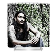 Cosme Shower Curtain