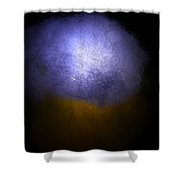 Cosmic Abstract Shower Curtain