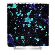 Cosmic Activity 3x Shower Curtain