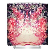 Cosmic  Shower Curtain
