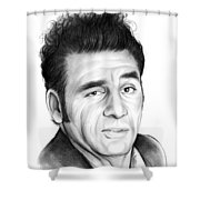 Cosmo Kramer Shower Curtain