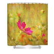 Cosmos Art I Shower Curtain