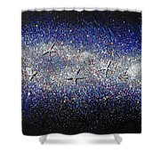 Cosmos Artography 560065 Shower Curtain