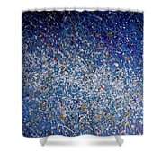 Cosmos Artography 560082 Shower Curtain