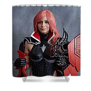 Cosplay Shower Curtain