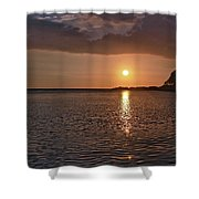Costa Rica 050 Shower Curtain