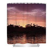 Costa Rica 052 Shower Curtain