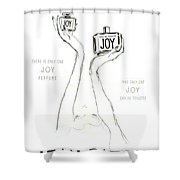Costliest In The World Shower Curtain