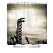 Cota Tower Shower Curtain