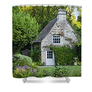 Cotswold Cottage Shower Curtain