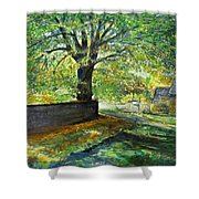 Cotswold Lane  Shower Curtain