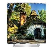 Cottage - The Little Cottage Shower Curtain