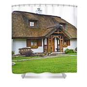 Cottage. Shower Curtain