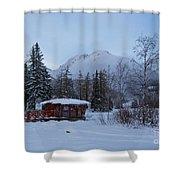 Cottage Bar  Shower Curtain