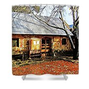 Cottage Industry Shower Curtain