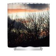 Cotton Clouds 2 Shower Curtain