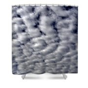 Cotton Clouds Shower Curtain