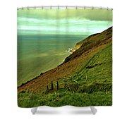 Countisbury Shower Curtain