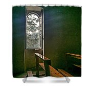 Country Birds Shower Curtain
